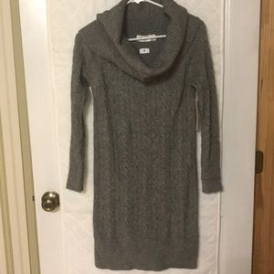 NWT RD Style cable knit sweater dress